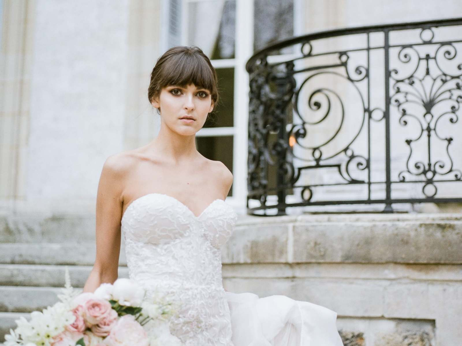 destination wedding france chateau paris santeny